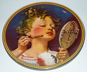 Norman Rockwell Plates, 4 Rediscovered Women Collection +1 Kitchener / Waterloo Kitchener Area image 4