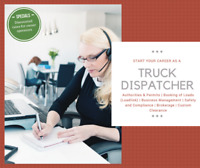 TRUCK DISPATCH COURSE AVAILABLE BRAMPTON #647-230-2766