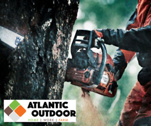 Husqvarna Chainsaws at Atlantic Outdoor!