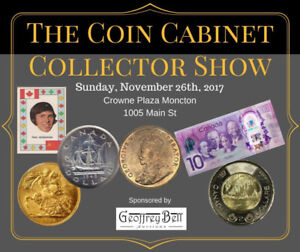 The Coin Cabinet Collector Show