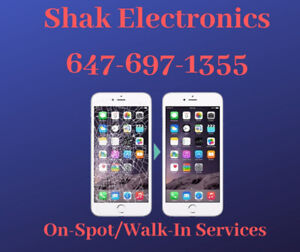 Missisuaga Iphone Repair Services On spot Fast and Affordable