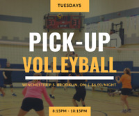 Pick Up Volleyball Whitby