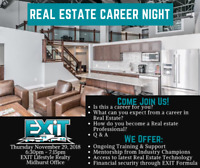 Thinking of a Career In Real Estate?