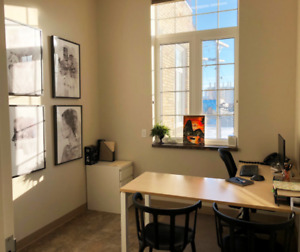 Moose Jaw Small Business Co-Working Space