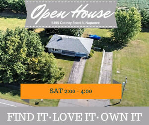 **OPEN HOUSE** SAT 2-4PM