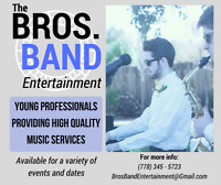 Wedding and Event Entertainment - by Young Professionals!