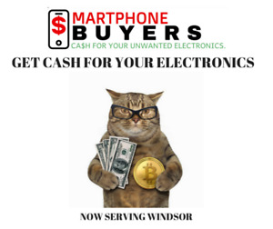 We Want Your ELECTRONICS!!! Cash Paid and WE COME TO YOU