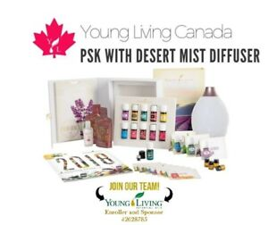 Young Living Premium Starter Kit 10% off and FREE Shipping!