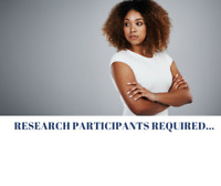 Research Participants Required