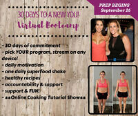 Get fit at home! Support from a coach with 2 years experience!
