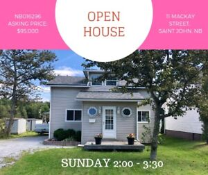 Open House - 11 MacKay Street