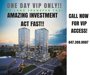 TRINITY RAVINE TOWERS Scarborough BEST INVESTMENT