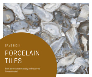 Premium Porcelain Tiles – Unmatched Quality At Low Price!!