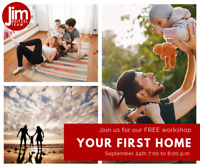 Free Your First Home Seminar