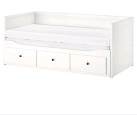 Hemnes Ikea White Day-bed