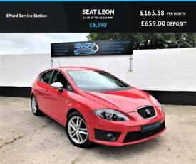 2011 11 SEAT LEON 2.0 FR CR TDI 5D 168 BHP DIESEL, 69K, EXCELLENT CONDITION