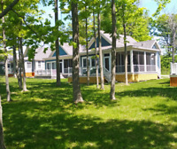 Fall Escapes - Vacation in the County - Sandbanks Summer Village