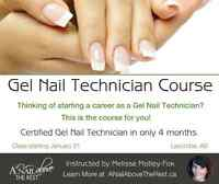 Gel Nail Technician Programs - Come see why we are #1
