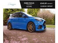 2016 FORD FOCUS MK3 FORD FOCUS RS