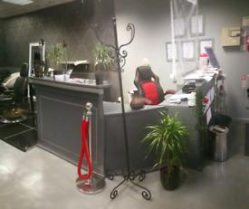 Huge desk, front desk, Counter