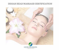 Indian Head Massage Certification