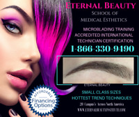 MICROBLADING CERTIFICATION TRAINING MAY 7-8