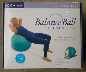 Gail- Balance Ball- Fitness Kit! NEW