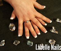 Technicienne en pise d'ongle Labelle Nails !!