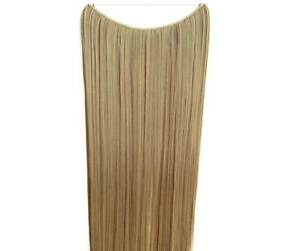 24'' STRAIGHT BLONDE STREAKS HALO HAIR EXTENSION - BRAND NEW Doncaster Manningham Area Preview