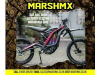 Surron 2020 LB Youth Electric Motocross Bike-Nil Deposit Finance from 74/Mth