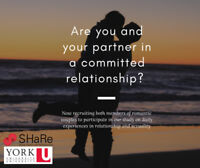 Paid Participants for Couples' Relationship Experience Study