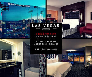 Las Vegas Hilton Elara room for rent