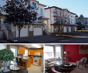 WALK OUT TOWNHOUSE WITH ATTACHED GARAGE-OFFERS??