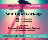 Actors Self Tape Package - Braye Dial Coaching