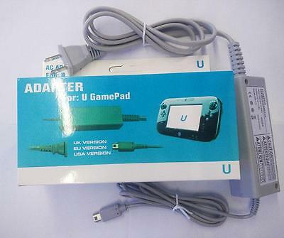 Brand New AC Adapter for Nintendo Wii U Gamepad  -  Charging Cable / Cord