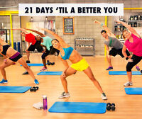 Lose 6-12 lbs in 21 healthy days FREE