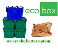 GET YOUR MOVING BOXES THE EASY WAY