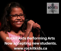 Fun & Encouraging Singing Lessons for Kids 4-12yrs