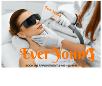 Laser Hair Removal ( Ladies only)