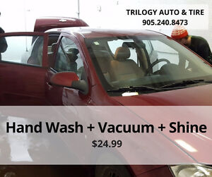 Get rid of the salt and grime...905.240.8473
