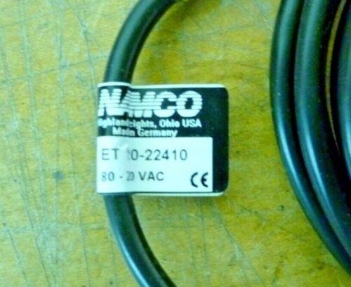 NAMCO CONTROLS PROXIMITY SENSOR  ET120-22410