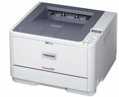 Stampante professionale laser, b/n, TOSHIBA e-Studio 382P, nuova, sigillata
