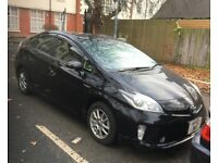 Pco car hire 120/week, 2012 Prius Black, reverse cam