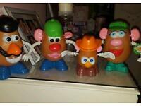 Potatoe head family