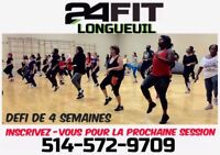 24FIT Longueuil