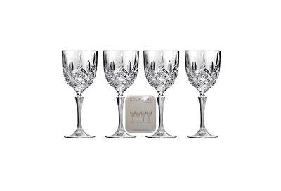 Waterford Crystal Wine Glasses Markham Goblets Set of - Wine Goblets