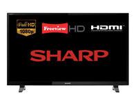 48 inches SHARP LED TV FULL HD 1080p (2017)