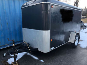 5 x 10 trailer enclosed