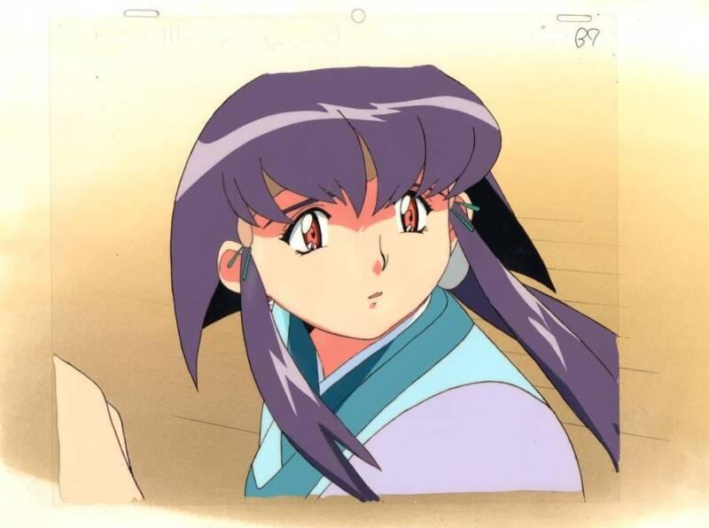Anime Cel Tenchi #346