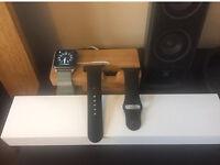 Apple watch series 1 42mm milanese loop space grey IMMACULATE